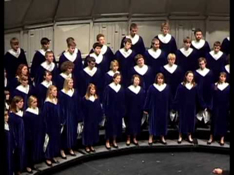 Luther College Nordic Choir - Ave Maria (Pawel Lukaszewski)