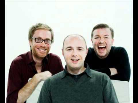 Ricky Gervais XFM - Series 2 Episode 8