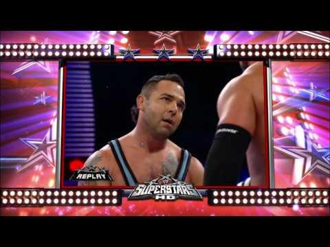 WWE Superstars : Aug 9, 2012
