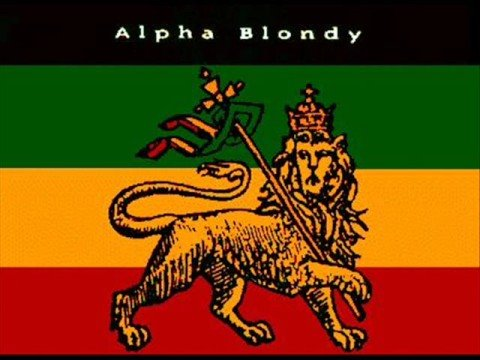 ALPHA BLONDY Apartheid is Nazism (with Lyric)
