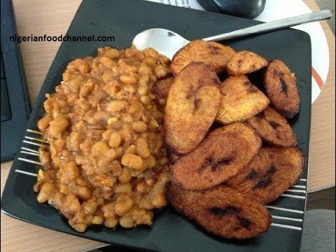 HOW TO COOK NIGERIAN BEANS - (Ẹwa) | Nigerian Food Recipes