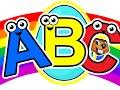 Surprise Eggs ABCs | Preschool English, Baby Learning, Nursery Rhyme, Child Education