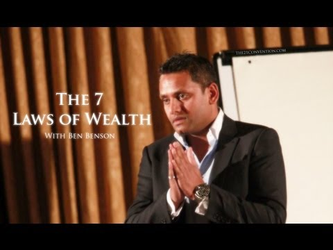 The 7 Laws of Wealth   Ben Benson   Full Length HD
