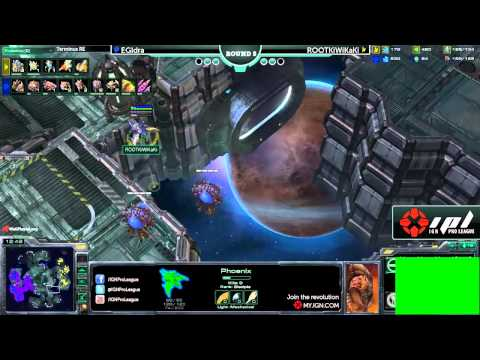 IPL: Grand Finals- EGIdra vs ROOTKiWiKaKi- Game 5
