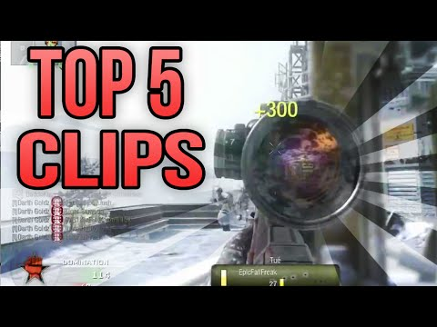 Top 5 Clips of The Week | L96 5OS Headshot Feed! - SoaR Super