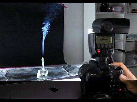 How to do Smoke Photography