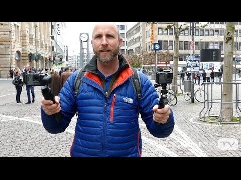 GoPro Karma Grip Tips and Tricks: Exploring Photography with Mark Wallace