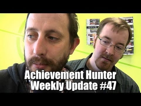 Achievement Hunter Weekly Update #47 (Week of January 24th, 2011)