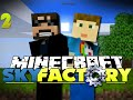 Minecraft Modded SkyFactory 2 - WE HAVE FECES?