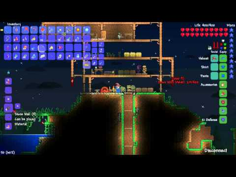 Terraria Dual Commentary - Season 2 - Part 44