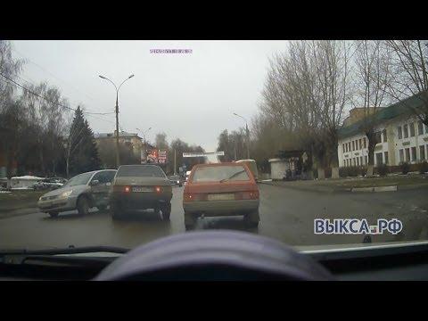 Подборка с видеорегистратора №2