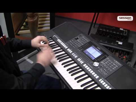 Thưởng thức âm điệu của đàn organ yamha psr s950