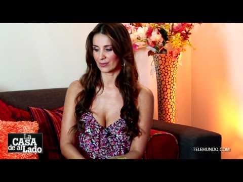 La Casa de al Lado - Catherine Siachoque es Ignacia Conde   Exclusive [Telemundo HD]