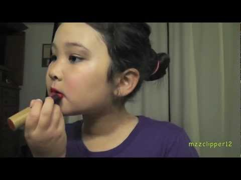 Madison's Version of A Everyday Makeup Look Tutorial