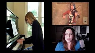 Fear Not This Night - Guild Wars 2 cover by Taylor Davis, Lara, and Malukah (Violin, Piano, Vocals)