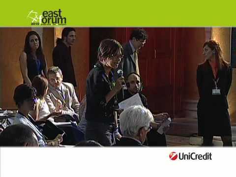 East Forum 2010 - Sostenibilità fiscale e sviluppo sostenibile - Panel 3 10di11