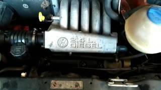 ДВС (Двигатель) в сборе Volkswagen Transporter 4 Артикул 50777612 - Видео