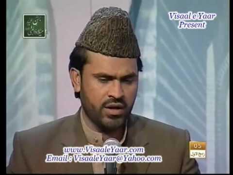 Urdu Naat(Nasb Mil Jaye)Syed Zabeeb Masood In Qtv.By   Naat E Habib