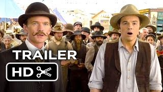 A Million Ways To Die In The West Official Trailer (2014) - Seth MacFarlane Movie HD