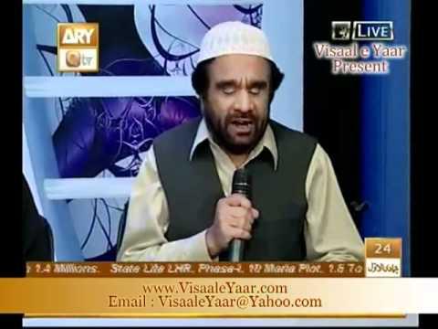 URDU NAAT(Hasrat Hai Key)YOUSUF MEMON IN QTV.BY  Naat E Habib