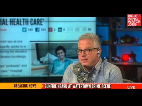 Glenn Beck Gives Government Until Monday to Come Clean About Boston Bombing Cover-Up