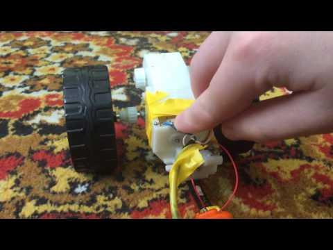Как сделать из машинки на пульте управления для дрифта 892