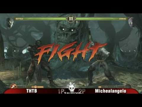 Mortal Kombat - PowerUp 2011 Tournament