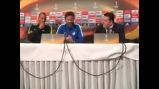 Press conference Christiansen #Young Boys vs #APOEL #UEL 20-10-16
