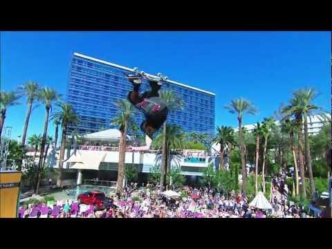 Shaun White Run 3 - Final Jam - Skateboard Vert Finals