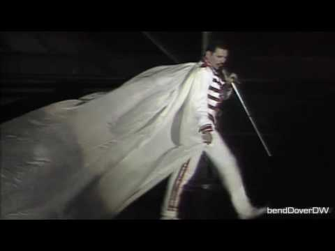 Queen - We Will Rock You (Live at Wembley Stadium) HD