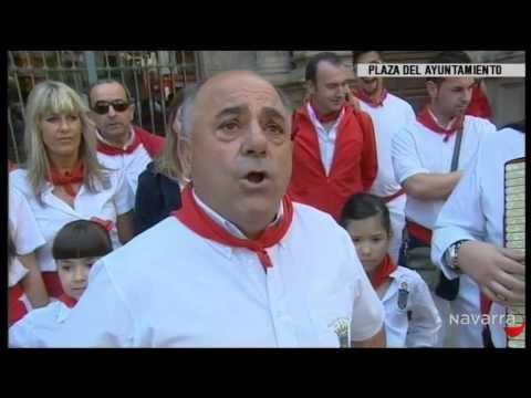 Viva San Fermín 7 julio 2014 Parte 3