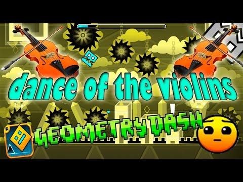 GEOMETRY DASH - 8 - LA CANCION DE LA PAZ MUNDIAL XD - Dance of the Violins by ZenthicGamma