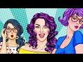 Фрагмент с начала видео Какой Вы Тип Девушки? (Личностный Тест)