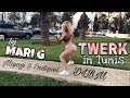 Miyagi ft Endshpiel - DLBM - TWERK Freestyle in Tunis by MARI G
