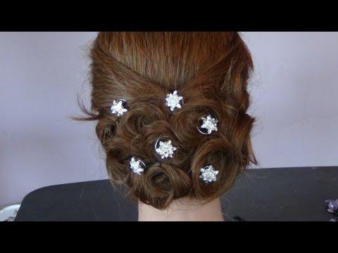 Penteados Formais Com Elásticos2