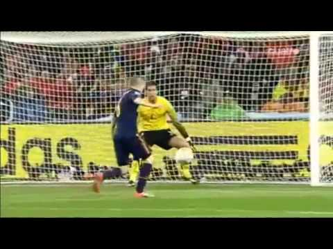 Andres Iniesta - Pura Magia (HD)