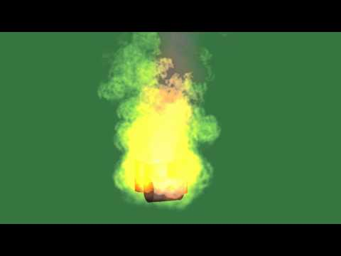 """barrels on fire"" free green screen effects - bestgreenscreen -LkwjvrX6gb4"