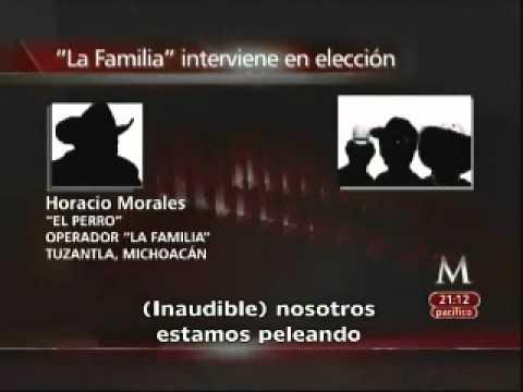 El narco sí votó en Michoacán