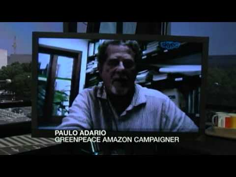 The Stream - Mexico Narco-Blogging & Brazil-s Amazon Battle