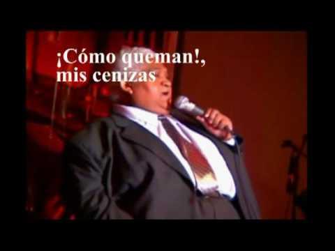 Mis cenizas, Zambo Cavero, karaoke mpg2