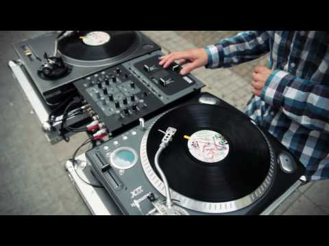 "DJ Czarny/Tas - ""Passion, music, hip-hop"""
