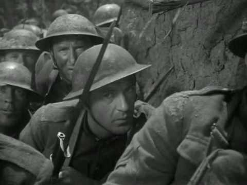 Sergeant York Over the Top  Battle Scene