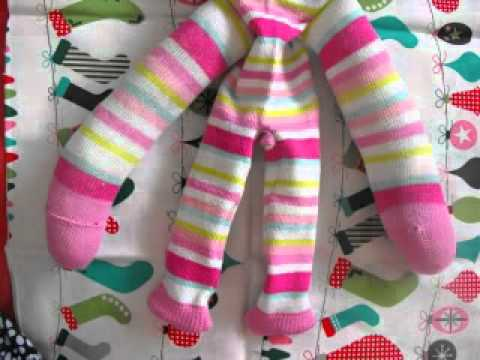 How To Make A Sock Monkey by Monkeystreet *new*