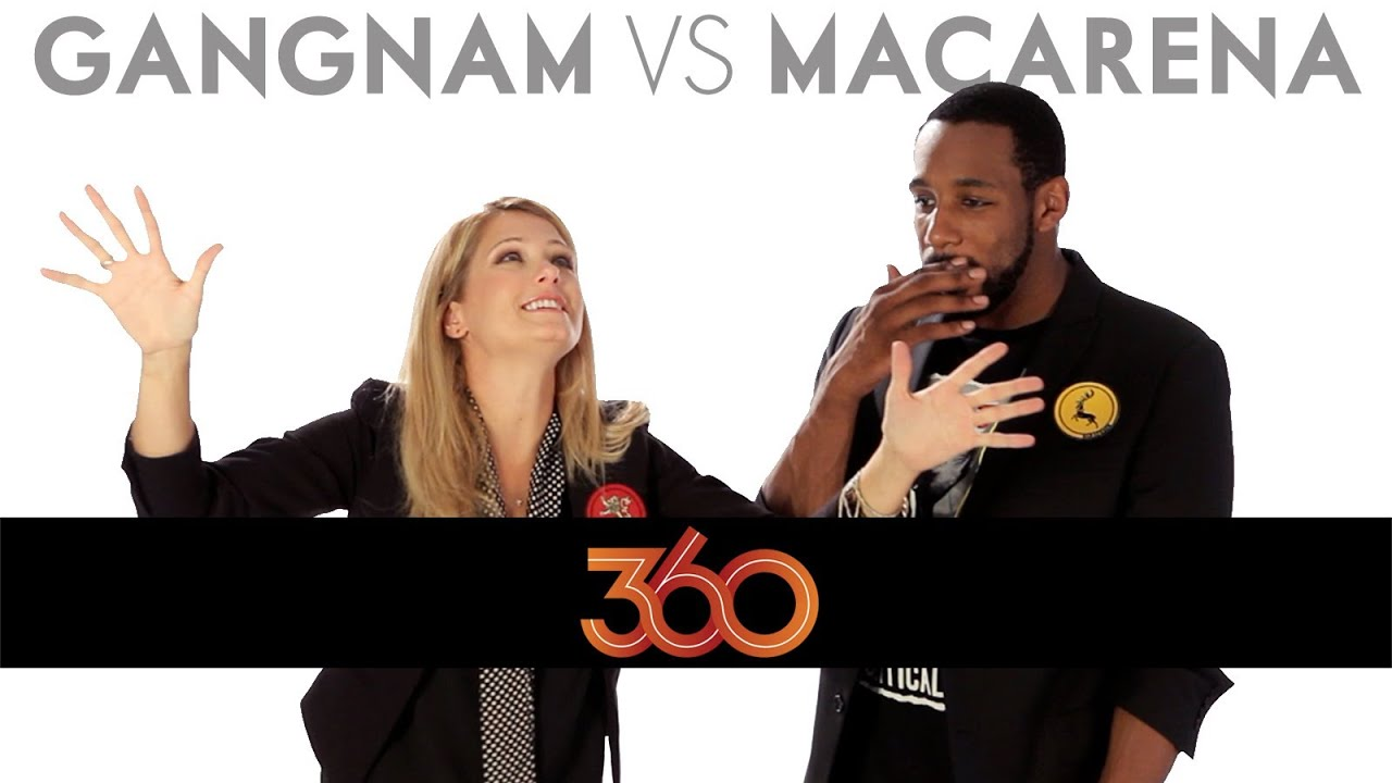 GANGNAM STYLE vs. MACARENA: The DS2DIO 360 Great Debate!