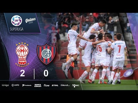 Huracán 2-0 San Lorenzo - Fecha 10 - Superliga