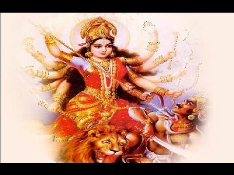 Ayi Giri Nandini Shri Kalika Astavanam [Full Song] By Anuradha Paudwal I Shri Mahakali Stuti