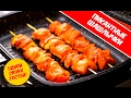 Шашлык дома. Рецепт шашлыка из курицы