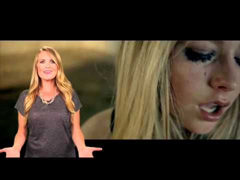 Music Video Reviews - Avril Lavigne 'Wish You Were Here'