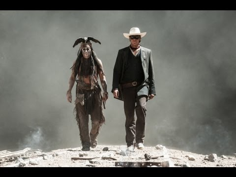 Lone Ranger Trailer | Official Disney Trailer | HD
