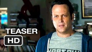 Delivery Man Official Teaser Trailer (2013) - Vince Vaughn, Chris Pratt Movie HD